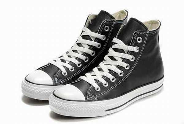 Toile Converse Converse All Chaussure Cuir Montante chaussure Star wNmn80